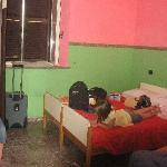 The bright room