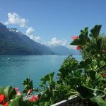 Typical Swiss scenery