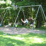 Playground at Campground - FHSP