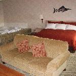 King Jacuzzi Spa Suite