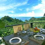 Dining on Terrace - Premium Villas
