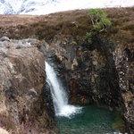 Fairy Pools waterfall