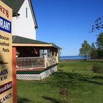 Salmon River B&B with Fundy Bay