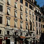 Valle Hotel at Via Cavour