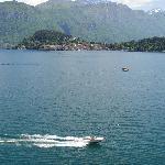 Bellagio across the water