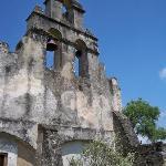 At Mission San Juan