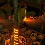 Il bar sulla spiaggia, versione serale