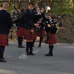 Vale of Atholl Parade Pipe Band