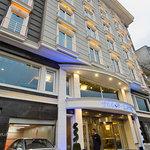 Soyez les bienvenus a Tugcu hotel