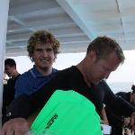 Dive Guide Alex - He's amazing!