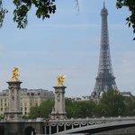 Je t'aime Paris et Paris m'aime!