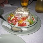 Olympiada greek salad