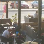Angel Bar/Lounge Area