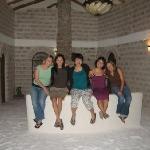 Nubia, Clarissa, Gloria, Louise!