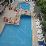 Fab clean pool