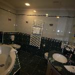 Badezimmer von Zimmer 16