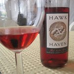 Hawk Haven's Red Tailed Rose