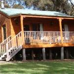 Our accommodation at Melaleuca Chalets
