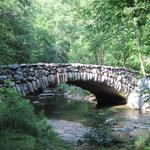rocky bridge