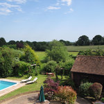 Mallard Cottage & heated pool
