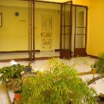 patio intérieur