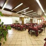 Sala ristorante Hotel Caldora***