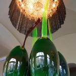 Rony Plesl uran glass