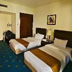 Pyramisa Isis Hotel: Spacious room lacked cosiness