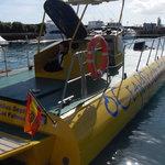 The oceanarium explorer, glass bottom boat trip, worth every penny!