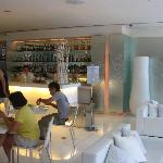 Frühstücksraum/Lobby