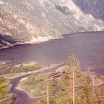 Il lago di Dalen