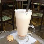 cappuccino freddo (CZK 68)