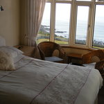 Fantastic sea view room!