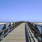 Huelva, Punta del Moral