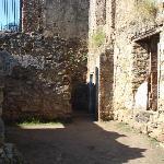 Ruinas del alacio San Carlos
