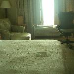 Bed & desk