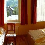 Zimmer, hatten Doppelzimmer gebucht, 3tes Bett als Ablage ganz praktisch