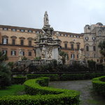Палаццо Норманни (Норманнский дворец) и Палатинская капелла