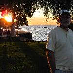 Lake Erie at Sunset - within walking distance
