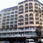 Hotel von Hinten!