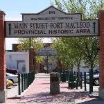Fort McLeod