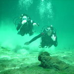 Halocline Diving Foto