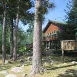 Foto de Big Lake Wilderness Lodge