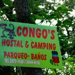 Congo's sign