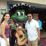 VISITING SENOR FROG'S