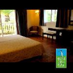 Hotel Valencia Golf - Habitación