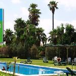 Hotel Valencia Golf - Piscina