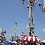 Luna Park Parachute Ride