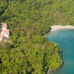 Direct access to Playa Biesanz