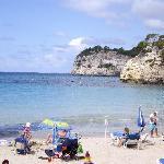 Cala Galdana Beach - Well Worth A Visit